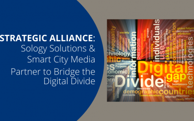 Sology Solutions and Smart City Media Announce Strategic Alliance